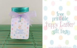 Gift giving archives a little delightful printable easter gift tags a cute mason jar gift idea negle Image collections