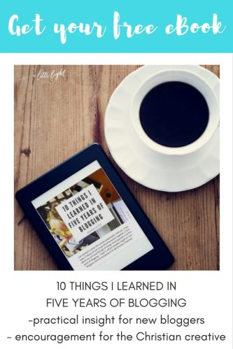 10 Things I Learned in Five Years of Blogging