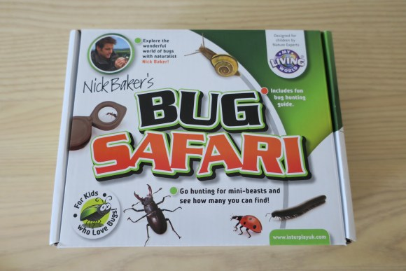 bug safari hunt