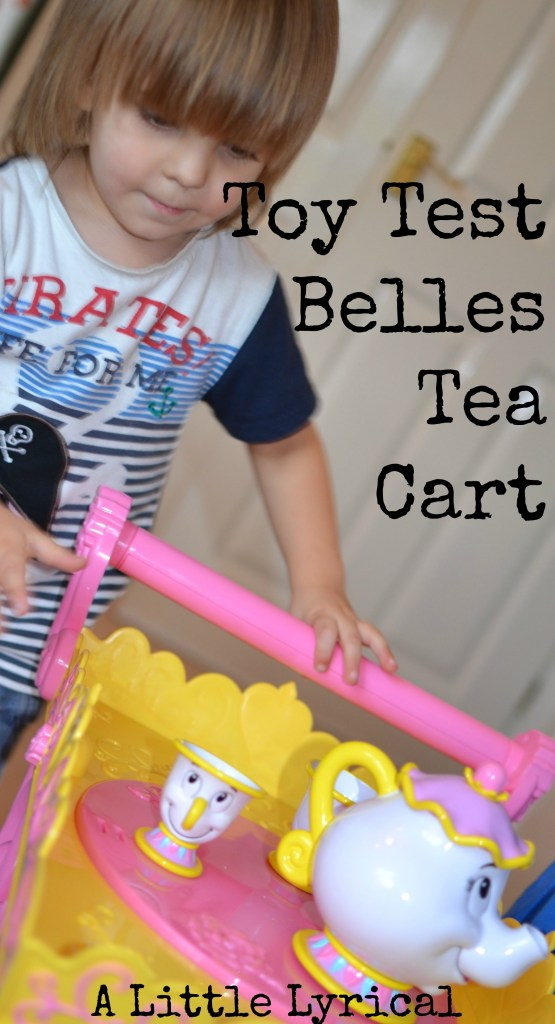belles tea cart