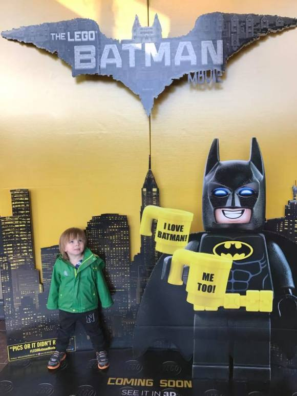 Lego batman movie