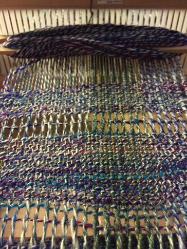 Leno Weaving Rigid Heddle 1