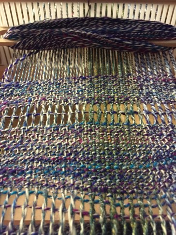 Leno Weaving Rigid Heddle