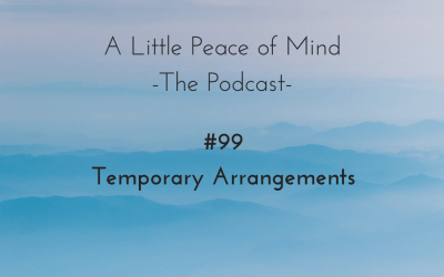Episode 99: Temporary Arrangements
