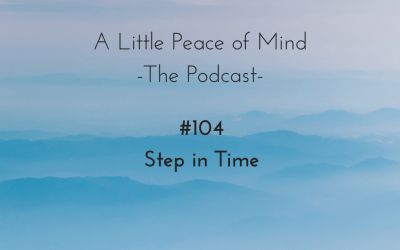 Episode 104: Step in Time