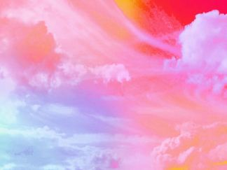 Utopian, Sky, Beautiful, Spring, Bright, Abstract, Art, Rebecca Daily, Flickr