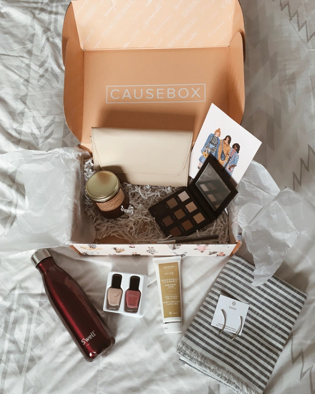 Causebox: Review and unboxing