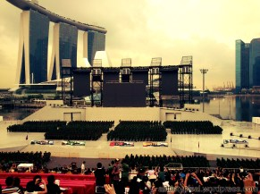 Singapore BMT Graduation Parade 2013.