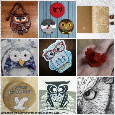 I Love Owl!