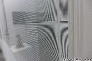 Layering optical illusion makes an unique pattern arts.C