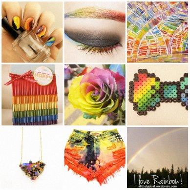 I Love Rainbow!