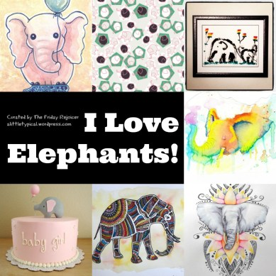 I Love Elephants Part 2 by TFR