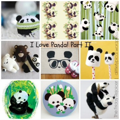 I Love Panda Part II TFR