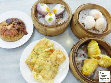 Dim Sum. Photo by The Friday Rejoicer.