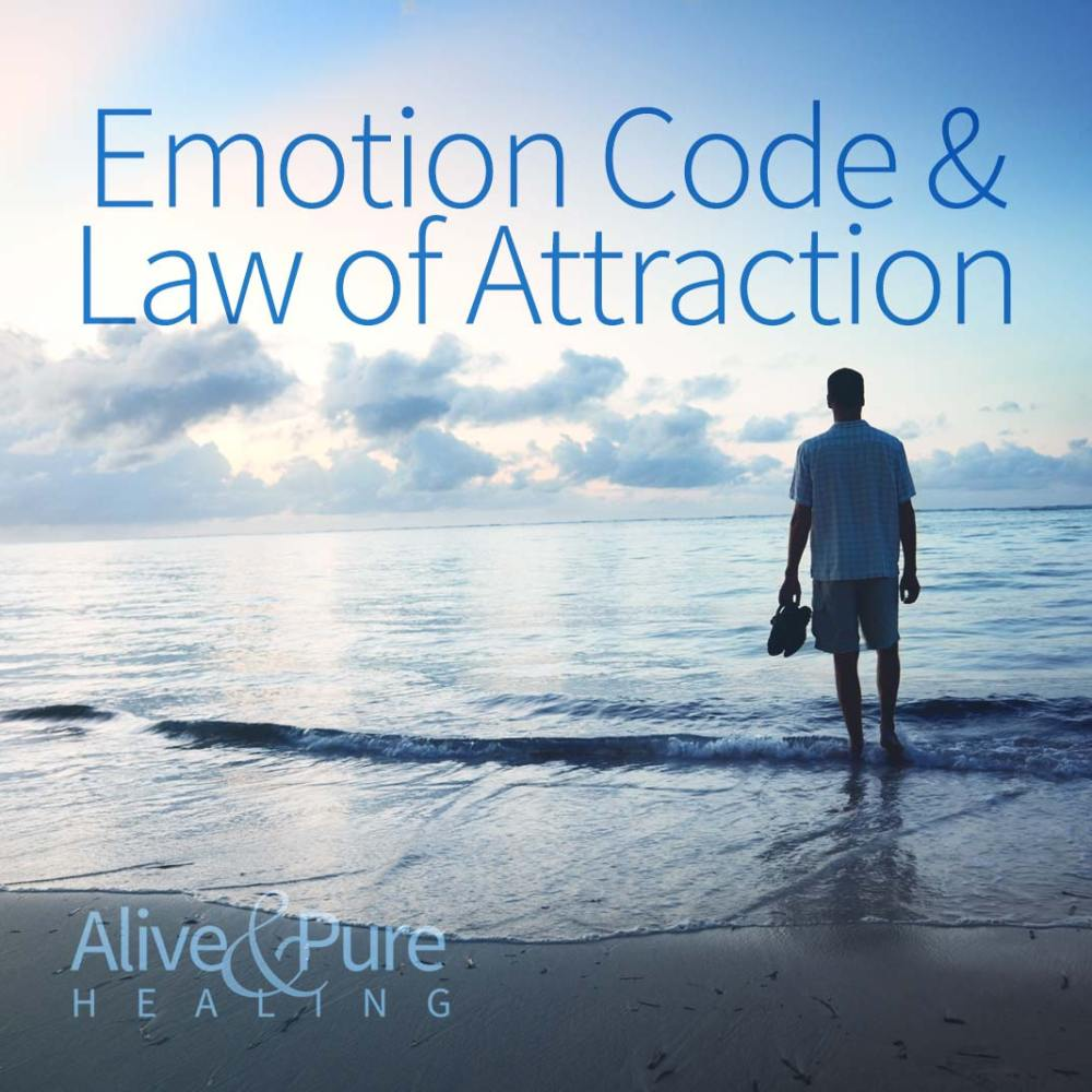 Episode #153 Emotion Code and Law of Attraction