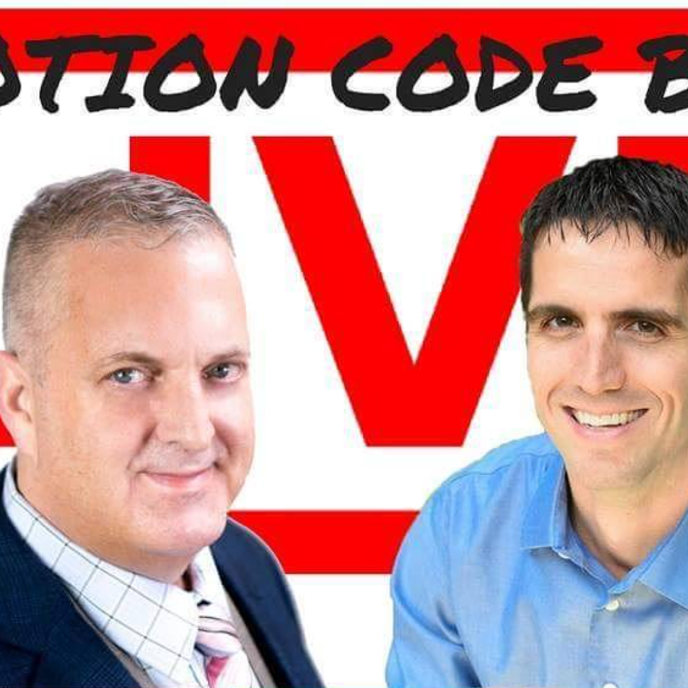 Episode #2 The Heart Wall An Emotion Code Experience with Michael Losier and John Inverarity