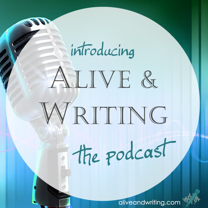 Announcing Alive & Writing