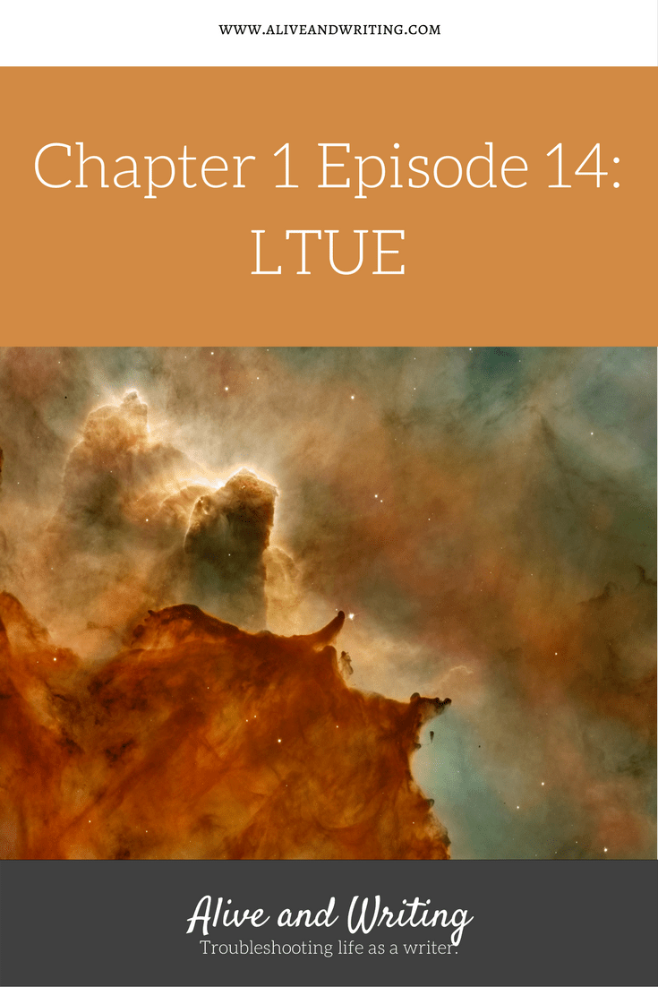 Alive & Writing Chapter 1 Episode 14 LTUE