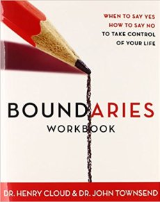 Boundaries Workbook by Cloud & Townsend