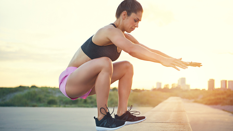 Fat-Burning HIIT Workouts
