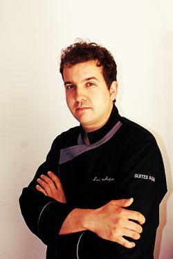 Chef Louis Anjos 250