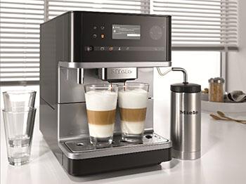 Máquina de café Miele 350