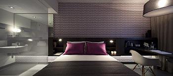 Quarto Fogo - Inspira Santa Marta Hotel 350