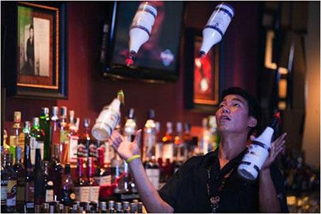 Hard Rock Cafe Lisboa_Competição de bartenders_Barocker 450
