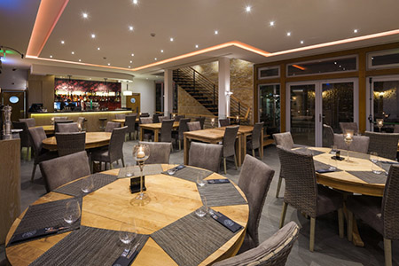 Restaurante Gecko 450