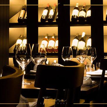 Tenra Steakhouse – Laboratório Harmonização a copo