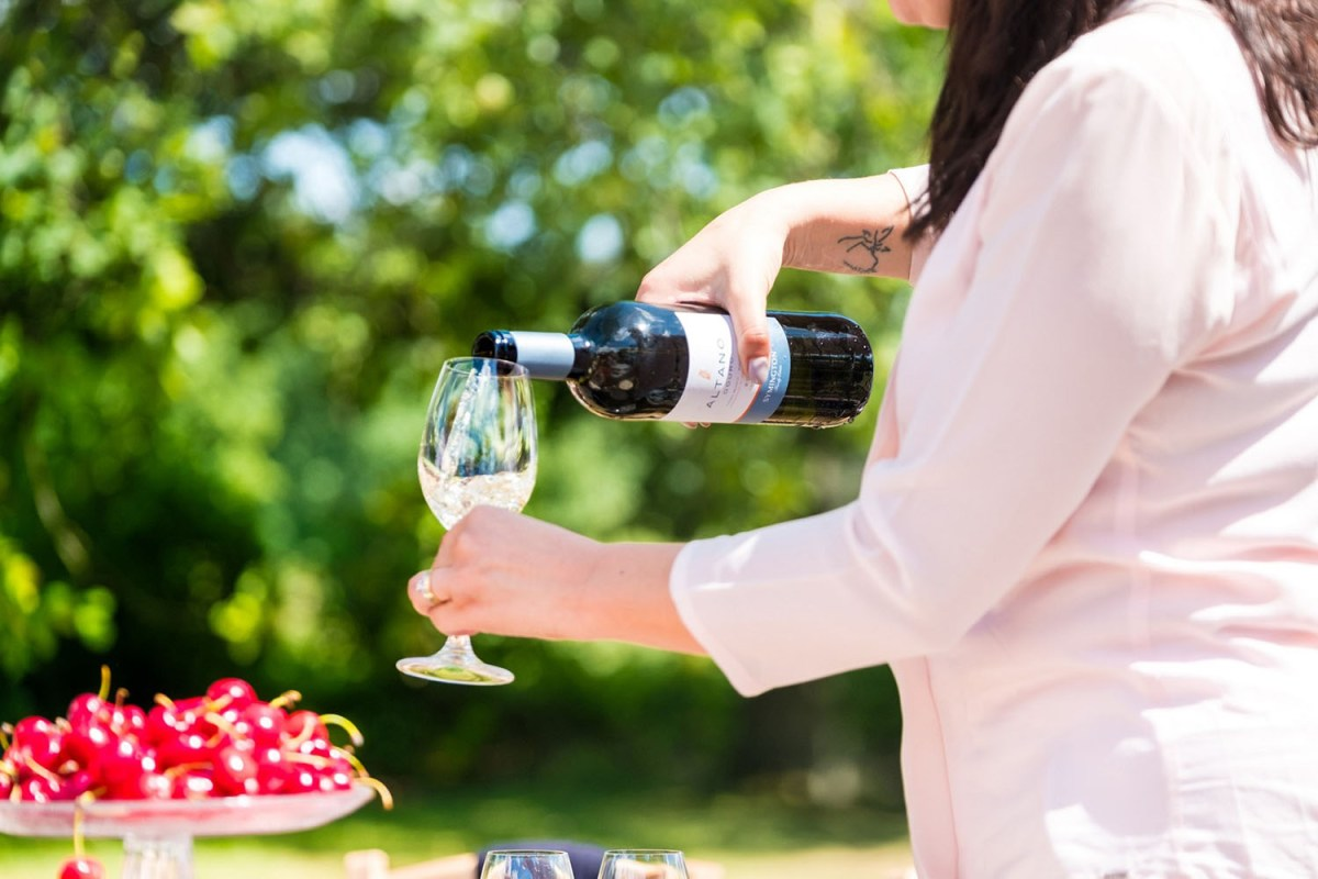 Symington promove vinhos Altano na Bélgica