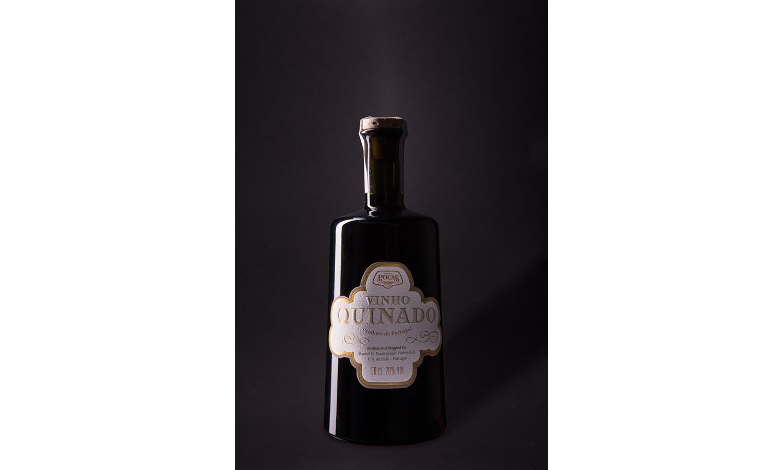 Poças Quinado, garrafas com história
