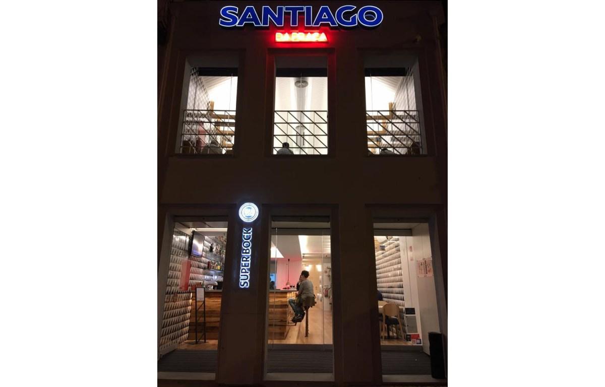 Mais um Santiago, o da Praça