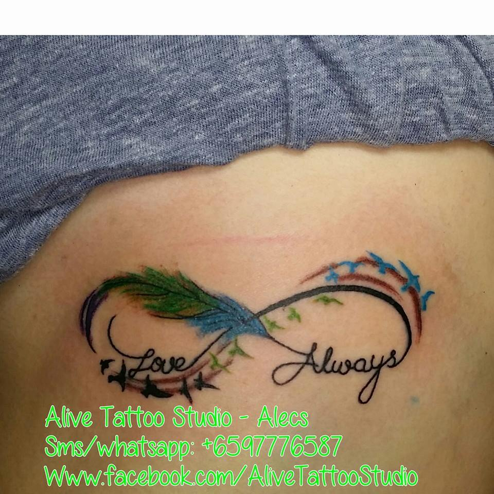 Rated Best Tattoo Shop In Singapore Alive Tattoo Studio Singapore