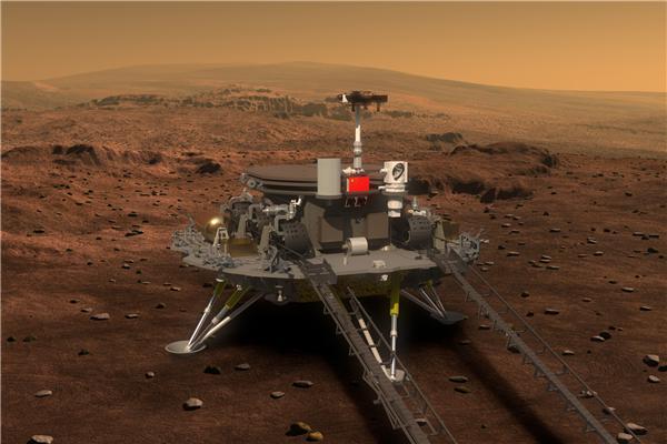 La Cina svela qualche dettaglio del suo rover marziano