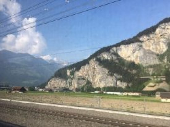 To Switzerland