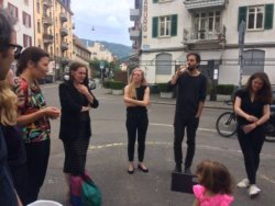 At Kulturfolger, Zurich