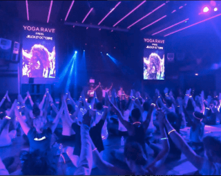 Rave Yoga Lululemon
