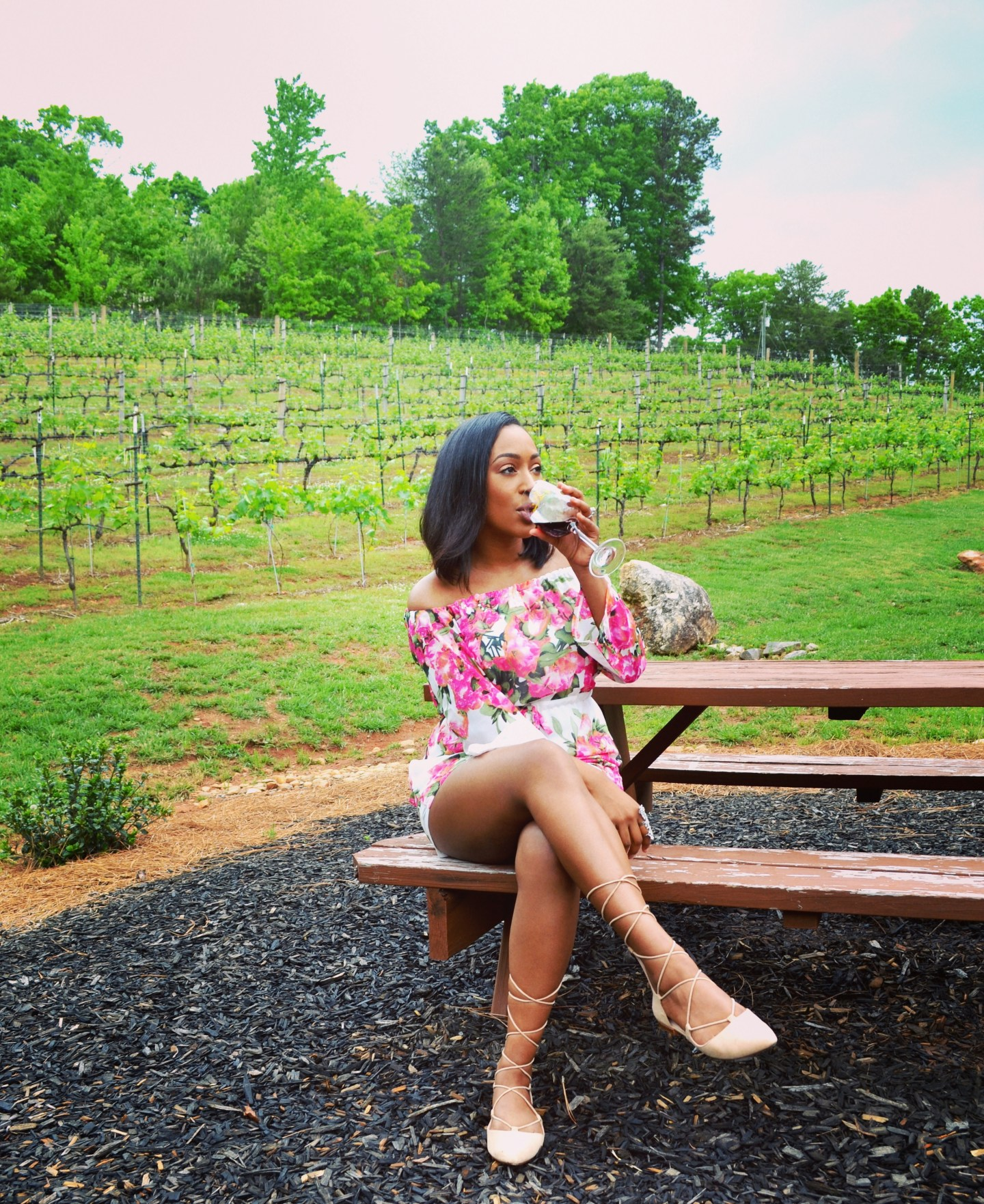 Winery Rompin'…
