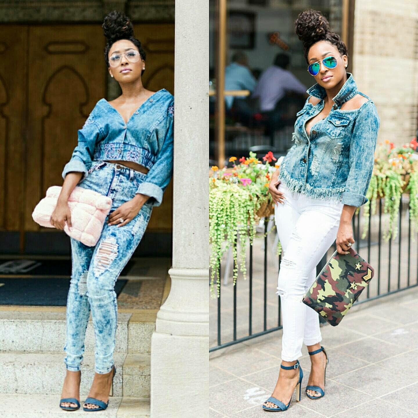 Denim On Denim: Do You Dare?