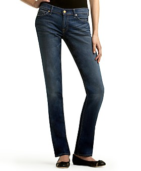 I like a nice, simple denim. But notice how they don't show what the model is wearing on top? Yeah. I need help with that.