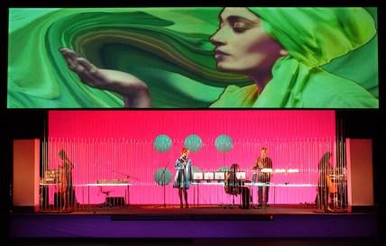 Alladeen stage performance