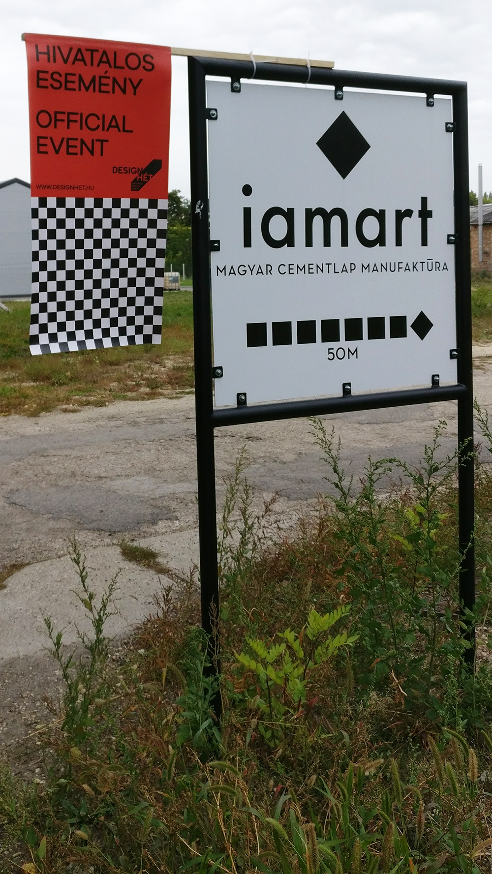iamart Cement Tile Manufacturer | Budapest Design Week 2017