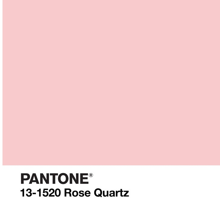 Pantone Rose Quartz colour | Millennial pink ideas for your perfect home
