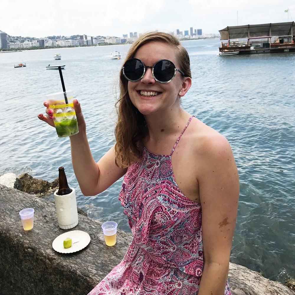 Caipirinha in Rio de Janeiro - What to eat and drink in Brazil? | Aliz's Wonderland