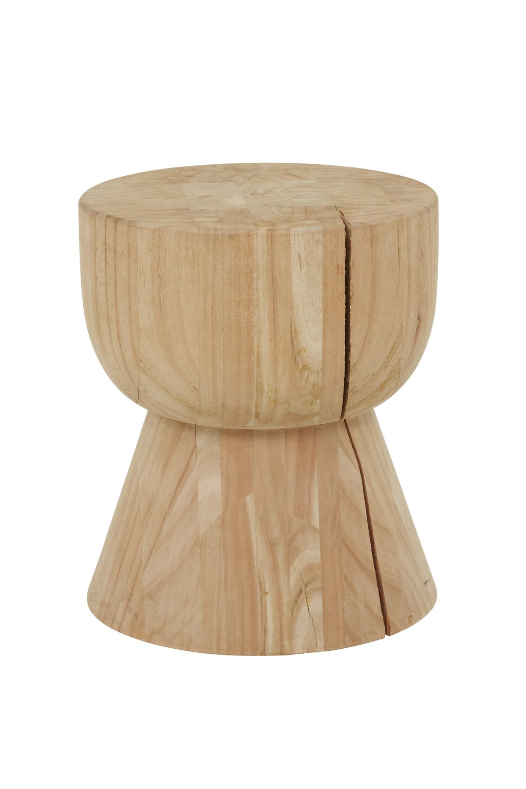 Woodrow Hourglass stump/stool to fenton & fenton - Transform your home into a tropical paradise | Aliz's Wonderland