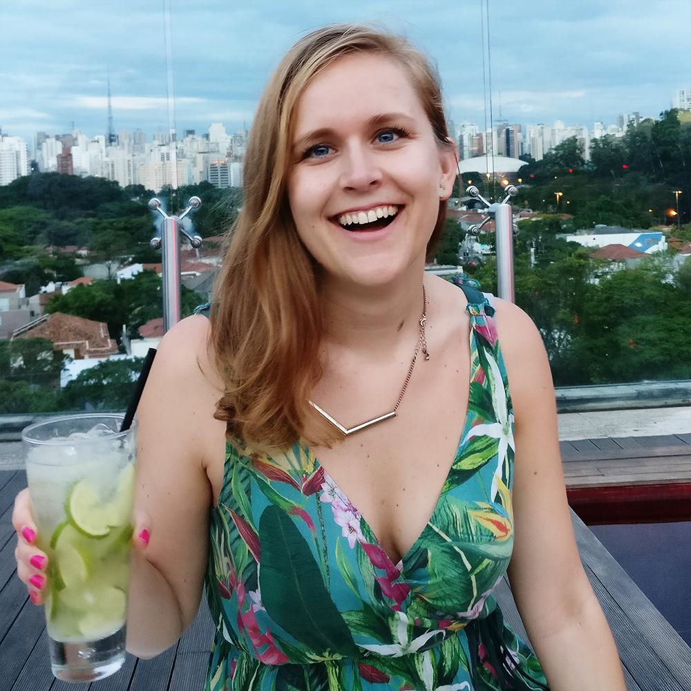 Caipirinha in Hotel Unique, São Paulo - 10 things to do and see in São Paulo | Aliz's Wonderland