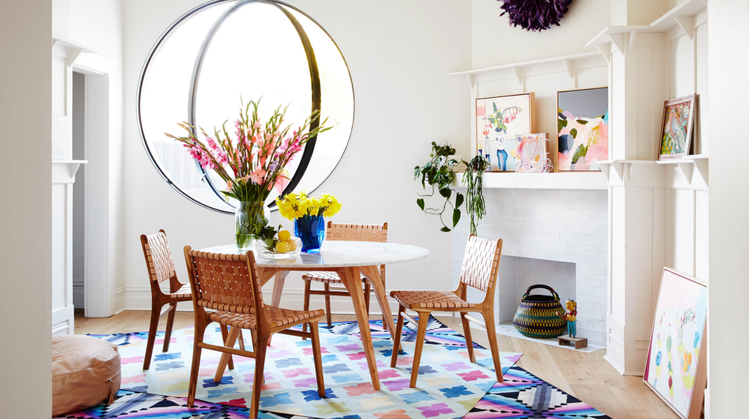 How to give life to your interior with floral pattern? | Aliz's Wonderland