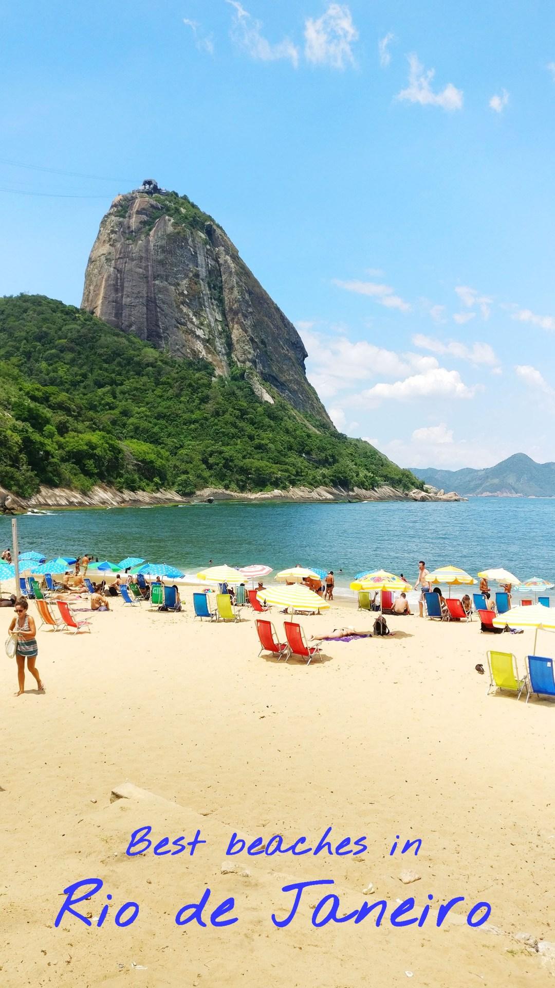 Best beaches in Rio de Janeiro | Aliz's Wonderland