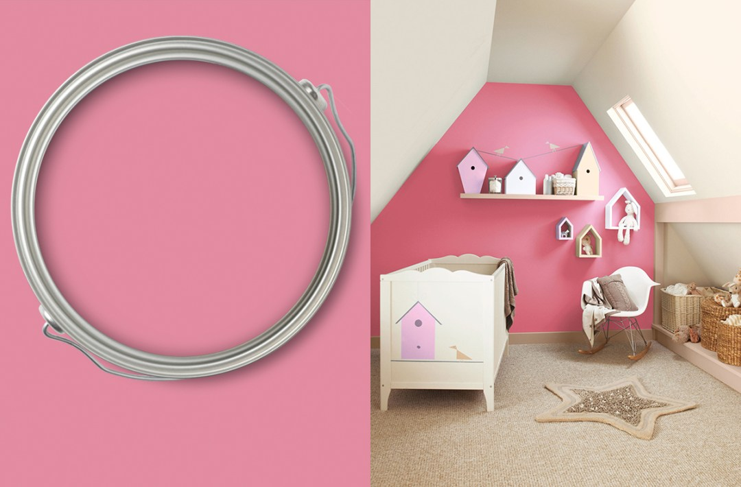 warm up your home with pink wall colour aliz s wonderland